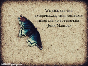 Butterflies In My Stomach Quotes And Sayings