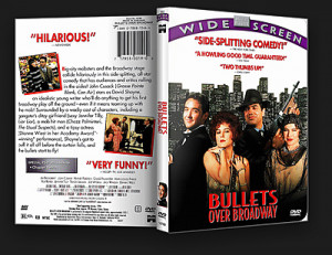 Click image for larger versionName:Bullets Over Broadway (1994) DVD ...