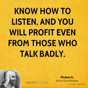 Plutarch Quotes