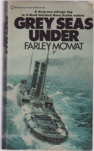 Farley Mowat, acclaimed Canadian author, dead at 92