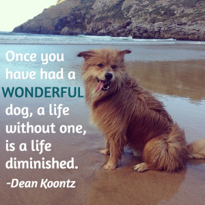 ... quotes about dog loss. While pets lives' are temporary, our love for