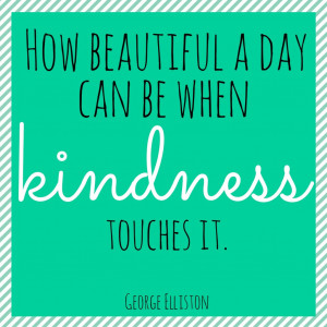 Random Acts of Kindness Printables