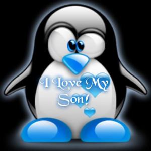 love my son