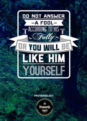 The Proverbs Project | Thoughtful & Wisdom Typography Quotes