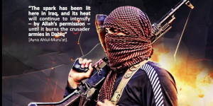 ISIS ISIS uses slick marketing techniques, including this online ...