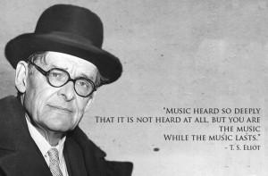 Eliot classical music quotes