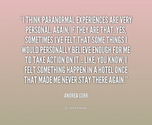 personal experience quote 2