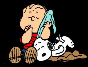 Linus Peanuts Character