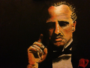 Don Corleone, the Godfather