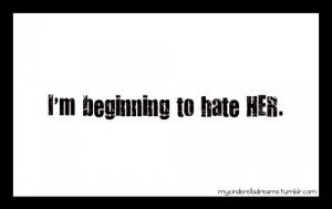 Hate Love Quotes For Her Have