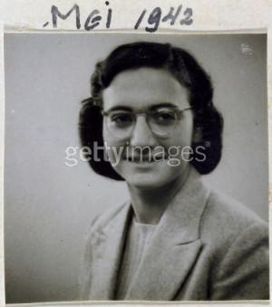 Margot Frank Death