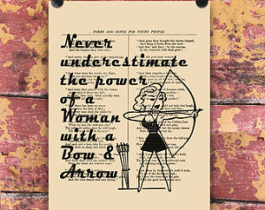 Showing Gallery For Girl Archery Quotes