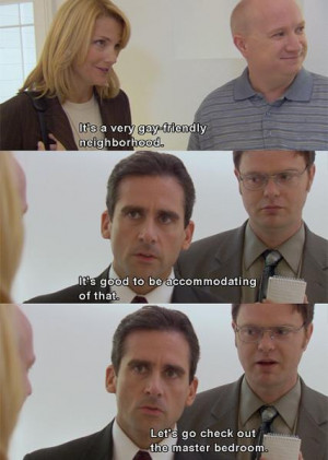 The Office Season 2 Quotes - Office Olympics - Quote #145