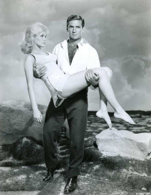 Rod Taylor and Yvette MimieuxFavorite Actor, Rods Taylors, Taylors ...