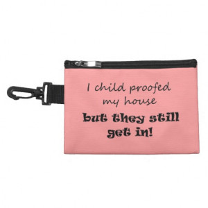 Funny joke quote gifts humor quotes cosmetic gift accessory bags