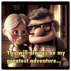 Up Quotes Ellie Carl and ellie