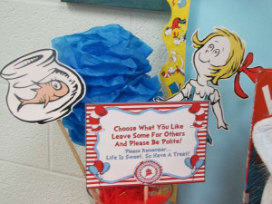 Dr Seuss Teacher appreciation Party Ideas | Photo 1 of 25 | Catch My ...