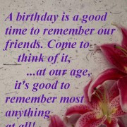 birthday, quotes, funny, remember, friends, age