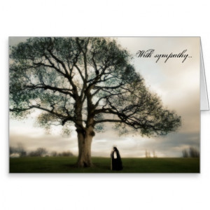 Pagan Sympathy Greeting Cards