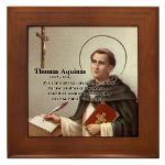 Thomas Aquinas: Catholic Philosopher of Religion. Morality Quote on ...
