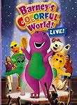 Barney:Barney's Colorful World Live