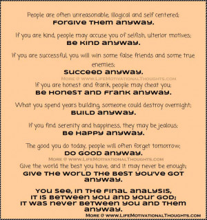 Mother Teresa Inspirational Poems - Mother Teresa Great Poetry Images ...