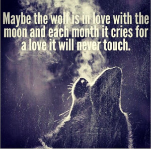 LOVE! #wolf #love #quotes