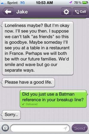 Batman Reference