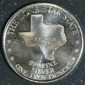 1973 Great Lakes Mint - 150th Anniversary Texas Rangers