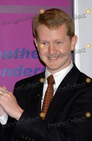 Ken Jennings Picture NEW YORK NEW YORK MAY 23RD 2005 Ken Jennings