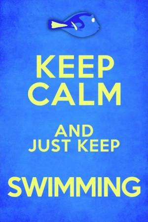 Finding Nemo - Dory | Quotes & Inspiration