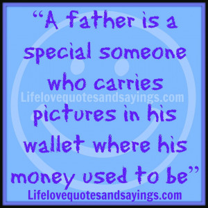 Funny Fathers Day Quote From Son