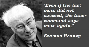 Seamus Heaney – Death of a Naturalist