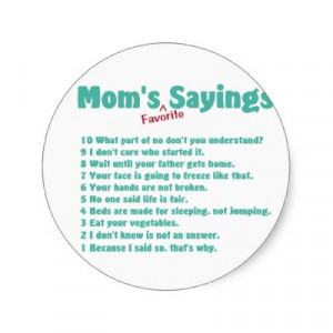 Funny Mother Quotes