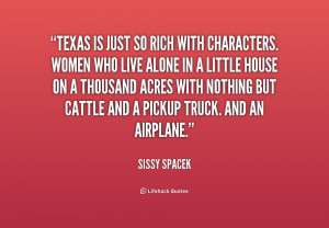 Quote About Texas Women