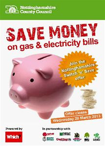 Save Electricity Quotes http://www.mansfield.gov.uk/index.aspx ...