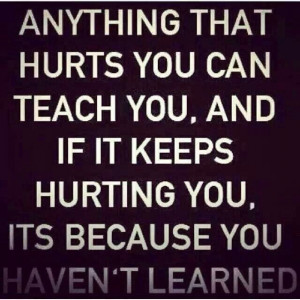 Learn from your mistakes #quotes