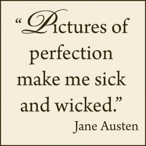 Jane Austen - Pictures of perfection