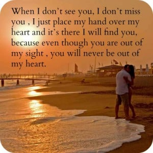 Miss You Husband Quotes Wallpaper