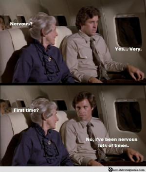 airplane movie quote