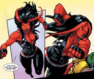 Hulk/Betty Ross: Comicbook Art, Shehulkbetti Ross, Red Hulk, She Hulk ...