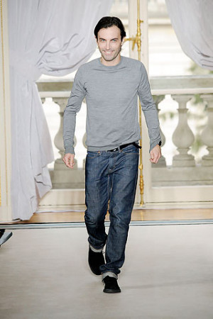"... : ""Nicolas Ghesquière Finally Speaks on Why He Left Balenciaga"