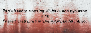 Sleeping With Sirens Quote 4 by AngielaAsphyxiated