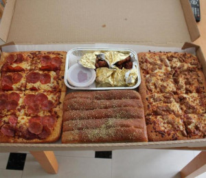 These are the dotd pizza hut big dinner box Pictures