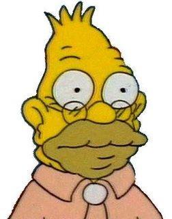 Do you like Grandpa Simpson???