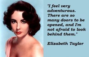 Elizabeth taylor famous quotes 2