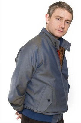 View all Martin Freeman quotes