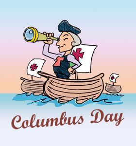 Columbus Day in 2014