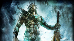 Poseidon in God of War Ascension 2013, Pictures, Photos, HD Wallpapers