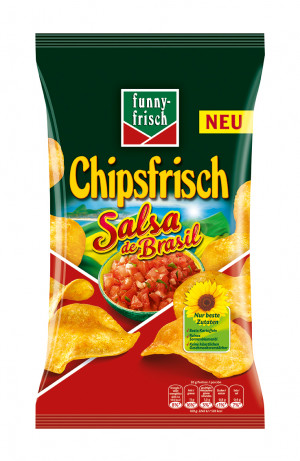 funny-frisch kürt die Champion-Chips 2013: Salsa de Brasil überzeugt ...